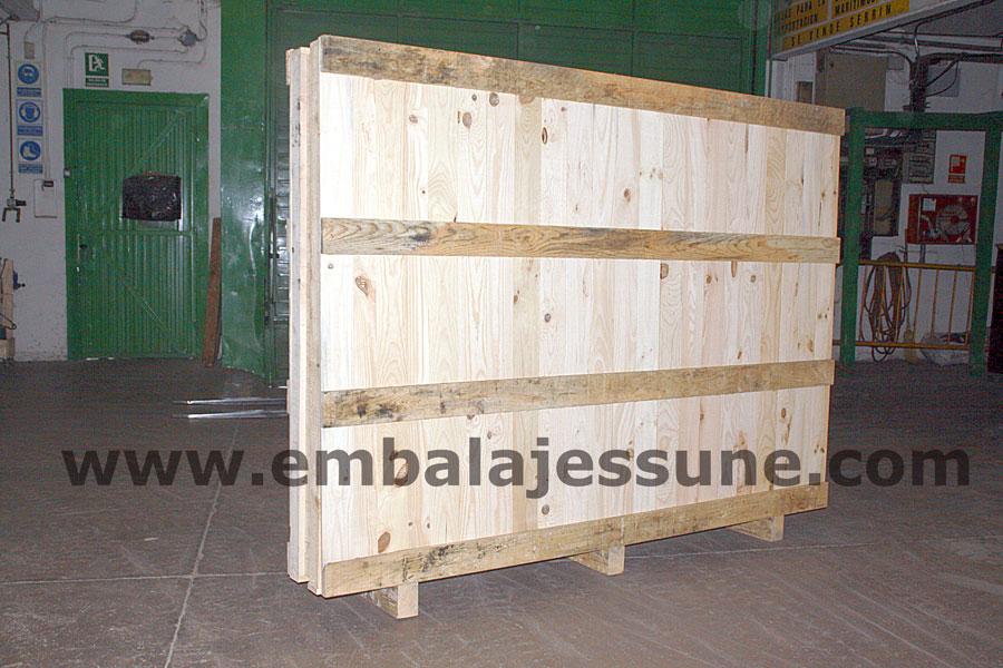 Embalajes su e barcelona - Cajas de madera barcelona ...